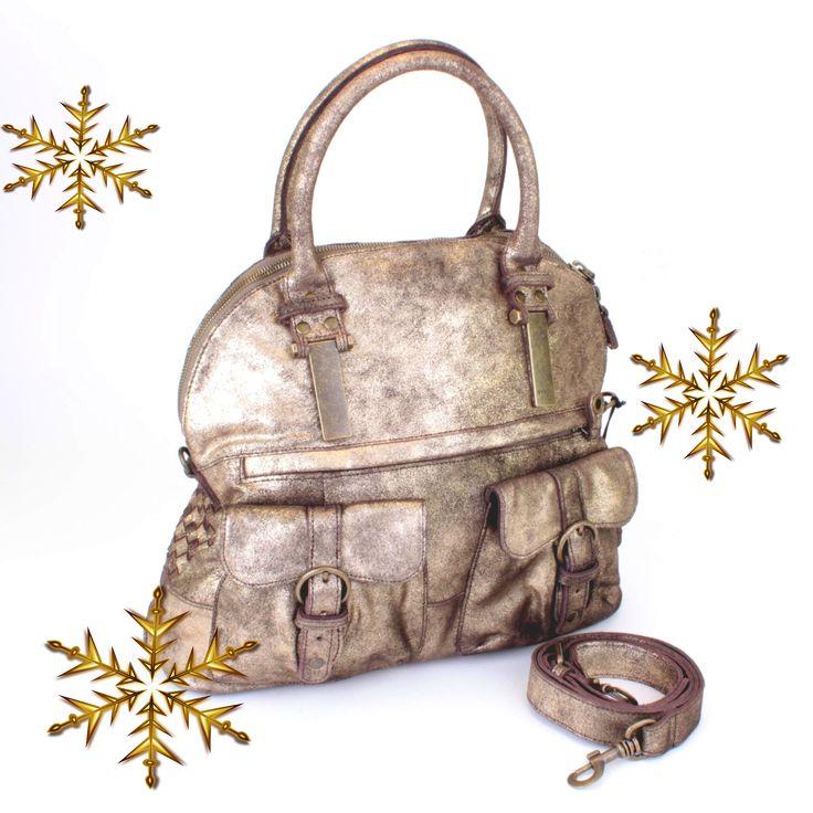 #LIEBESKIND #BerlinBag Handtasche gold - #Limited Edition!