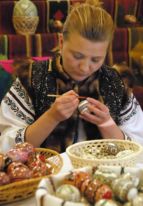 Romanian Easter Traditions                                                                                                                                                      More