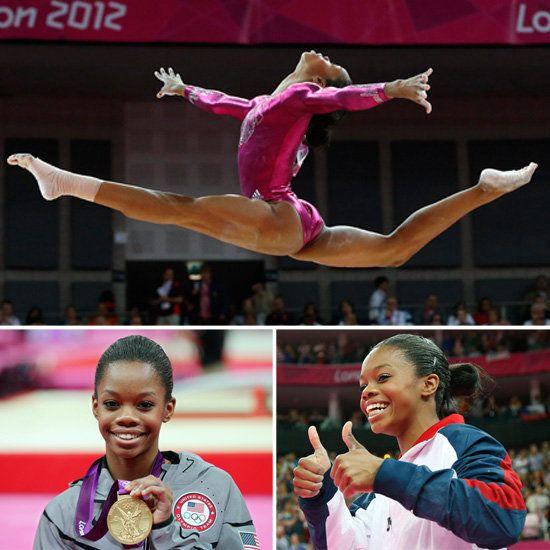 Gabby Douglas Olympic Gold Medal