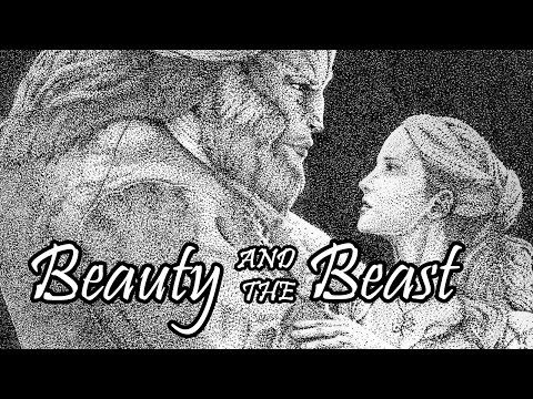 Beauty and the Beast 2017 Fan art.  Emma Watson and Dan Stevens are going to be amazing!