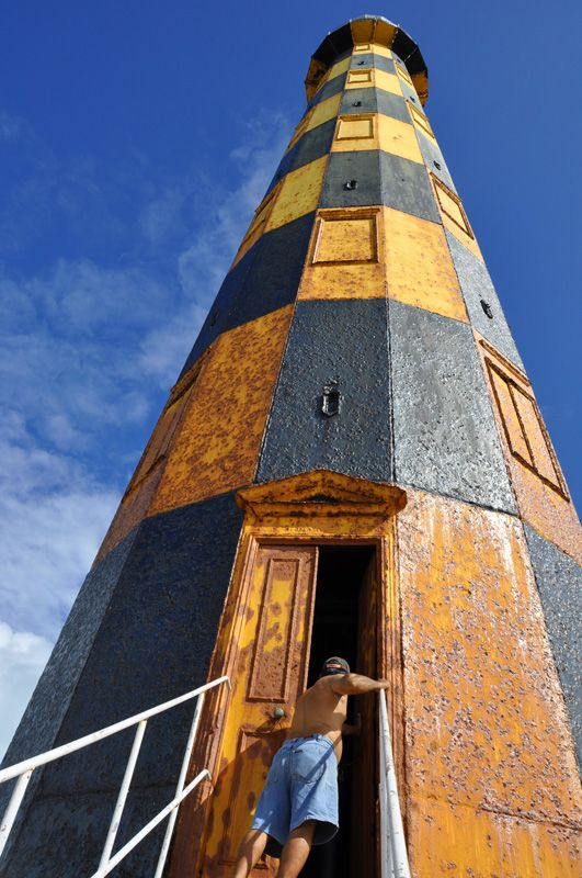 Sancti Spiritus, Lighthouse, Cuba Copyright: Fabien Ledebt