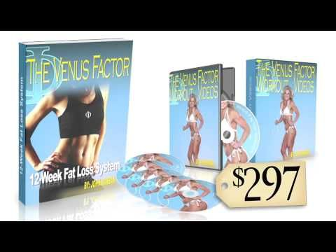 The Venus Factor- Loss Weight Fast ( WOMAN ONLY)