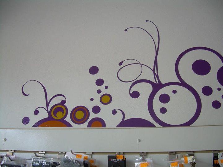 Decoración de Interiores con Vinilo de Corte, diseños únicos y personalizados!