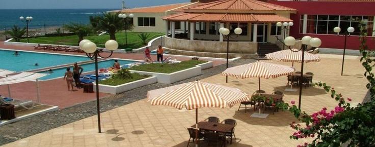 Cabo Verde - Cidade da Praia - Pestana Trópico