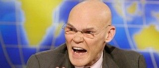 Hillary's Shady Dog Tactics // James Carville On Clinton Cash Author: 'Anti-Disney, Gay Bike Bar Glenn Beck' | The Daily Caller