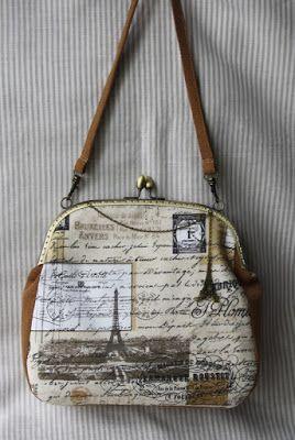 frame purse