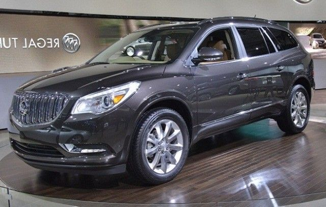 2015 Buick Enclave Release Date Price And Review Buick Enclave 2015 Buick Buick