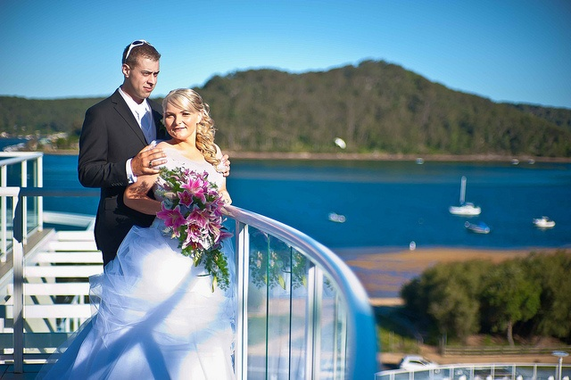 Ettalong Beach Wedding at the Mantra Resort by Edward Yd via Flickr.