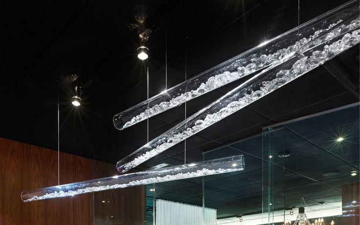 Vessel Pendant lamp by Johnson Chou