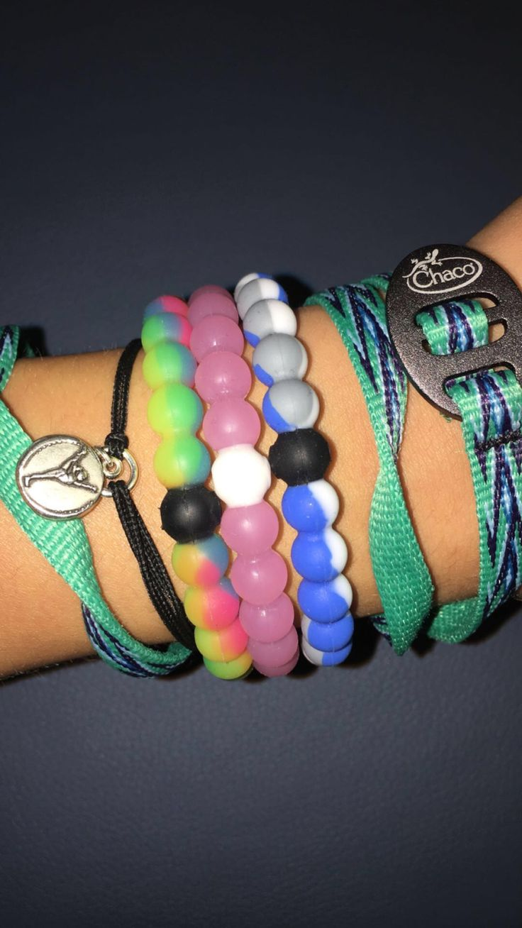 Lokai bracelet Chaco wrist wrap Alex & ani