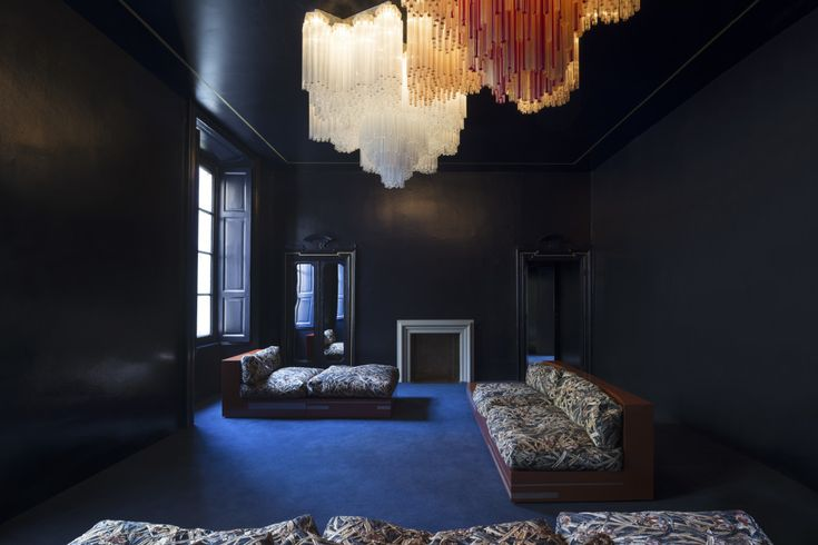 1188 best black and moody interiors images on pinterest for Famous black interior designers