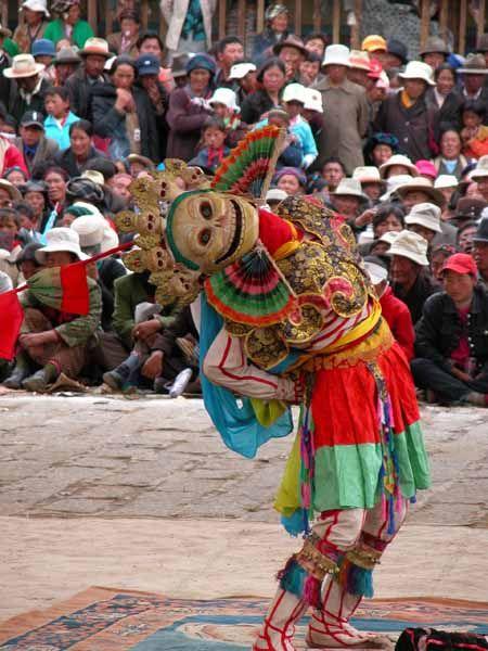 Samye Tibet - http://africasiaeuro.com/Dege