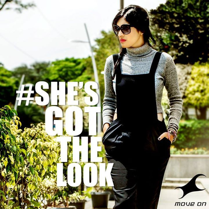 Don't hate her because #ShesGotTheLook. Instead, get yourself a pair of #FastrackSunglasses!