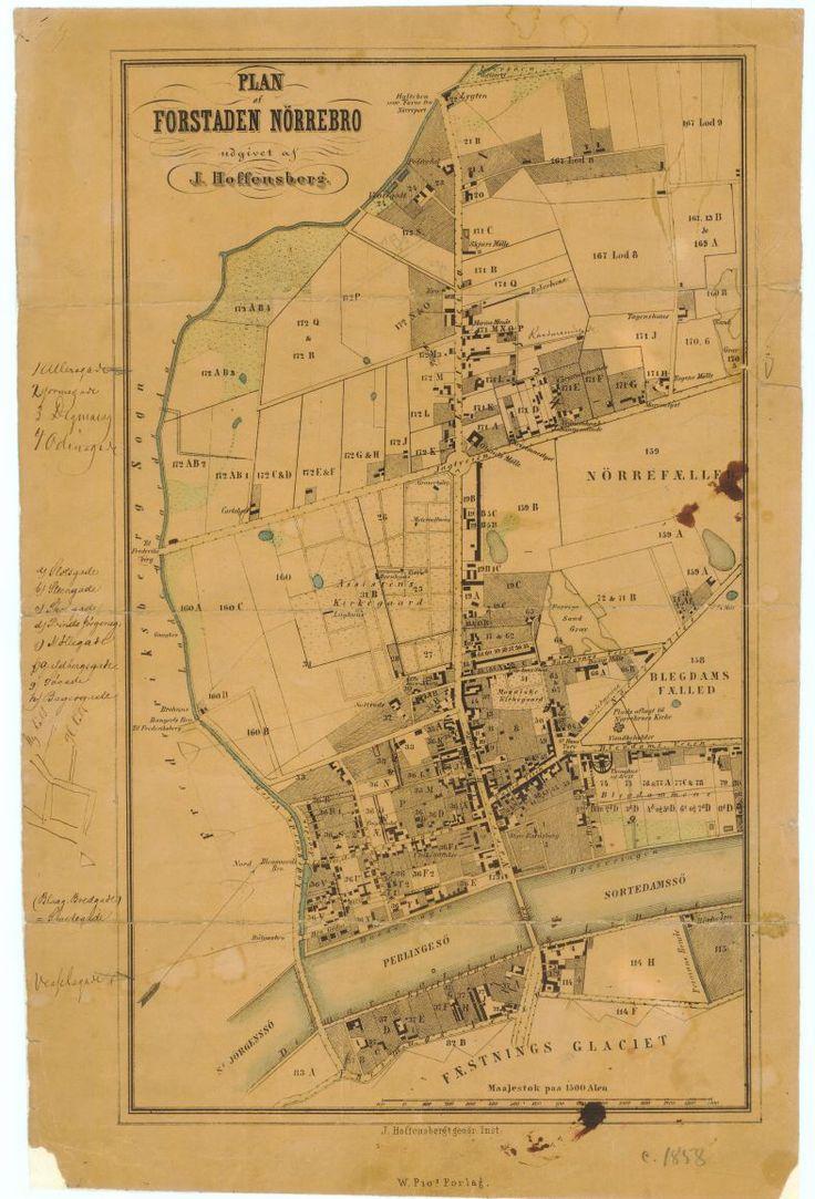 Nørrebro year 1858