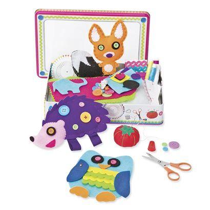 25 beginners sewing kit kids kiersten list pinterest for Sewing and craft supplies