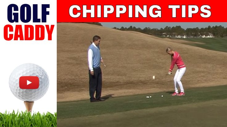SHORT GAME SECRETS | Golf Chipping Tips- Chipping Around The Green