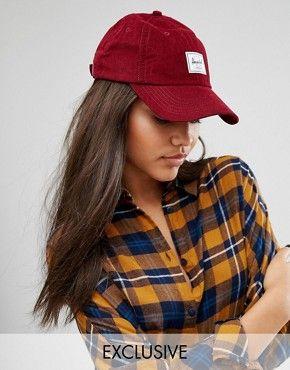 Casquettes femme | Casquettes plates et casquettes de baseball | ASOS
