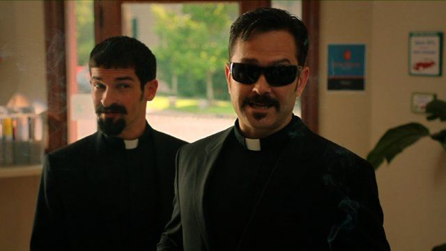 Interview with Robert Ben Garant and Thomas Lennon, the writers, directors, and stars of Hell Baby