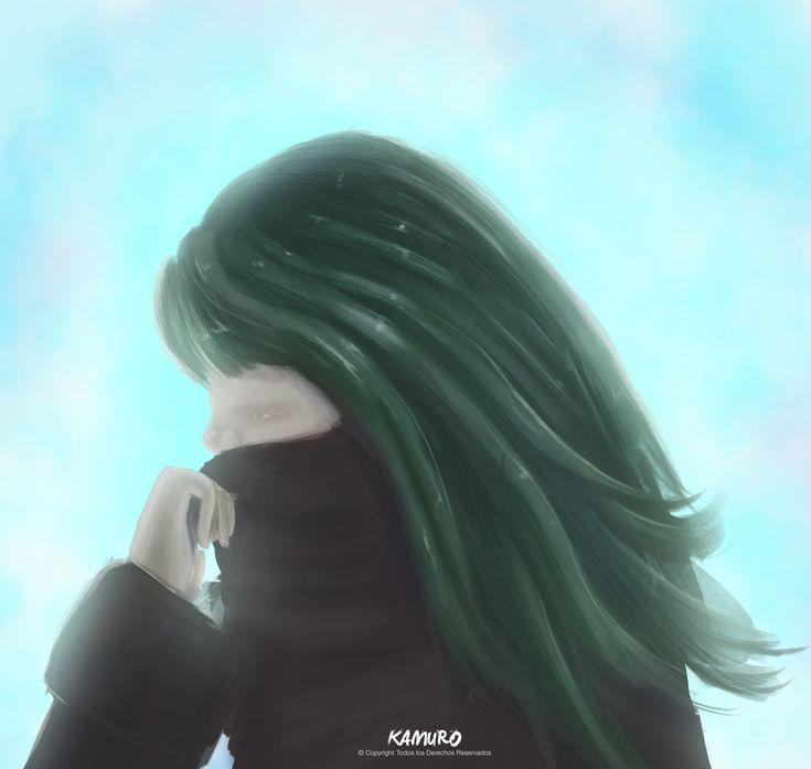 Nani, Kamuro illustrator on ArtStation at https://www.artstation.com/artwork/lXJDk