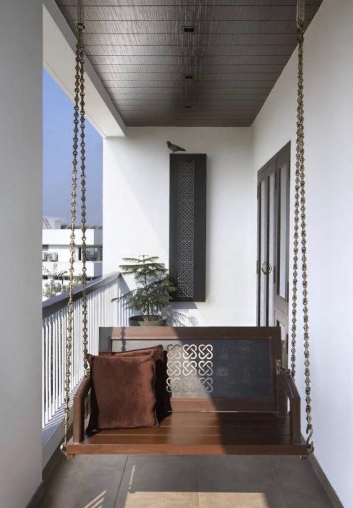 Veranda Ideas Home Decor Ideas En 2020 Decoration Balcon D Appartement Decoration Petit Balcon Interieur Maison Indienne