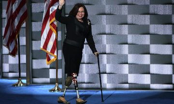 Tammy Duckworth Destroys Donald Trump For Joking About Military Service