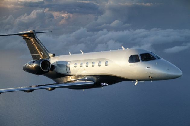Embraer Legacy 500 Sets Records