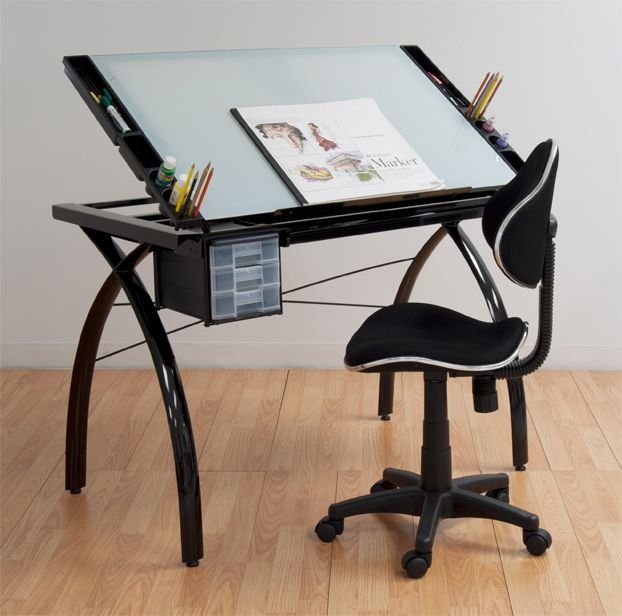 The Perfect Multi Functional Contemporary Table: Studio Designsu0027 Futura  Craft Station Is Great