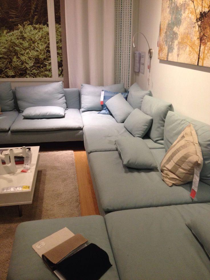 Ikea lounge home pinterest lounges ikea lounge and ikea for Ecksofa nelson