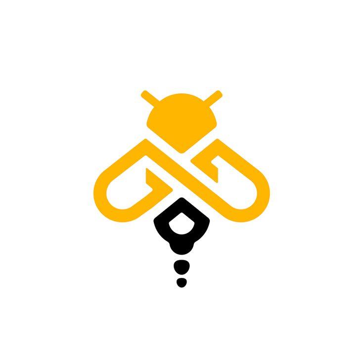 25+ beautiful Bee icon ideas on Pinterest | Logo bee, Bee ...
