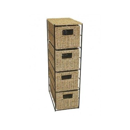 Drawer-storage-cabinet-seagrass-basket-bedside-bathroom-office-closet-organizer