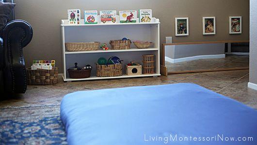 Pour aménager la chambre de son petit, inspirez-vous de la philosophie Montessori...