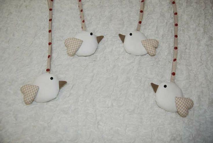 Coordinato cucina <3 copriforno,coprifornelli,uccellini per tende <3 Lore Cucito Creativo