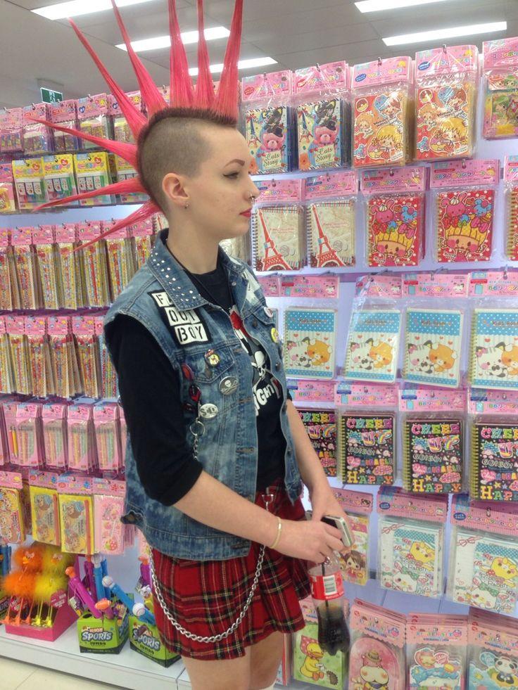 girl punk