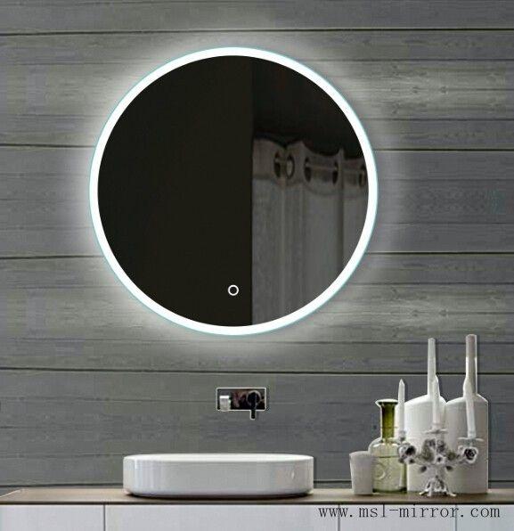 Mejores 12 imágenes de Circular mirror en Pinterest | Baños modernos ...