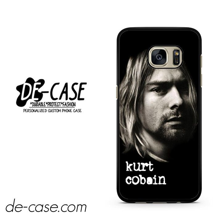 Kurt Cobain A Hole In My Life DEAL-6247 Samsung Phonecase Cover For Samsung Galaxy S7 / S7 Edge