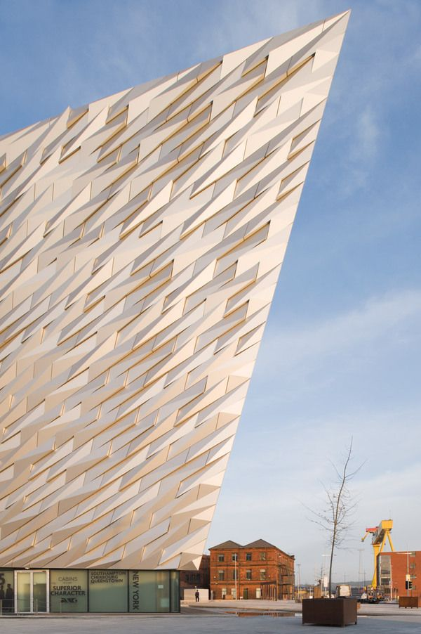 Titanic Belfast by James Newton Photographs