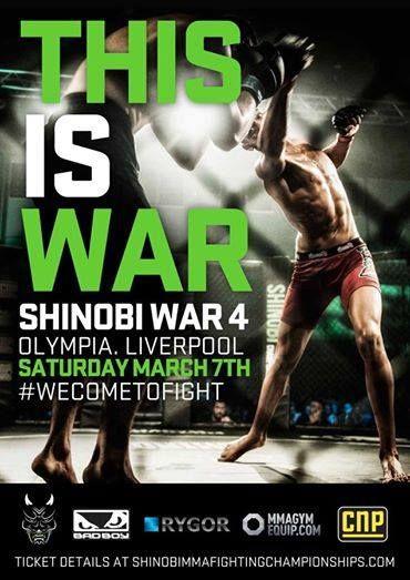 Shinobi Fighting Championships #shinobiwar #wecometofight #thisiswar