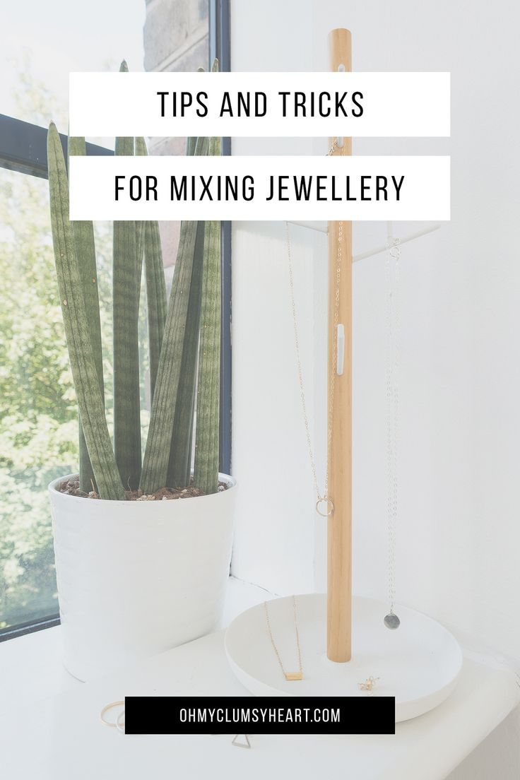 If you want to adopt a more modern outlook on pairing your jewellery, here are some tips for mixing metals.