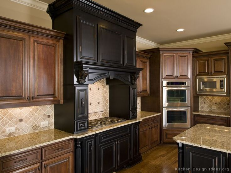 #Kitchen Idea Of The Day: Old World Style Range Hood Part 66