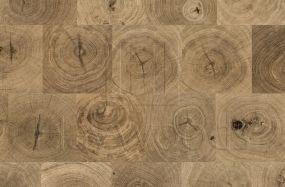 HW2604 Henley Oak End Grain Nature Grade 180mm Engineered Wood Flooring