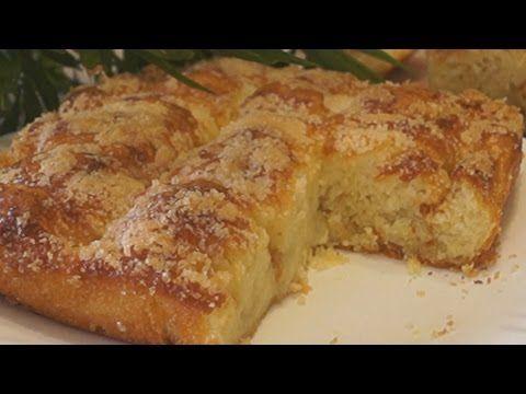 Сахарный пирог.  Безумно вкусно! - YouTube