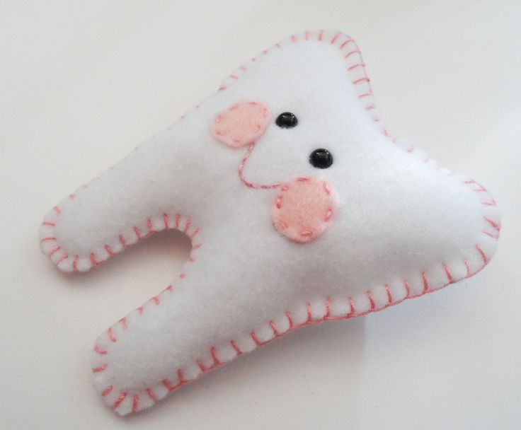 tooth fairy pillow   Tooth Fairy Pillows Your choice of color by RikapandaCrafts