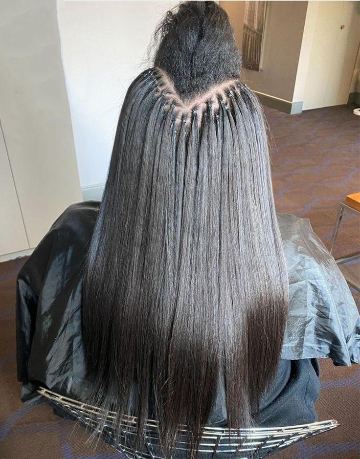 Wholesale 9A Grade Brazilian virgin microlink I tips hair
