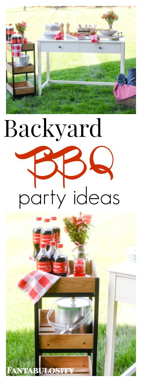 Best 25 backyard bbq ideas on pinterest bbq decorations for Backyard bbq decoration ideas