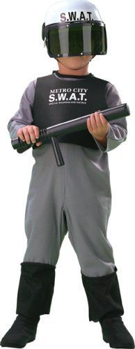 Kids Police SWAT Team Costume SizeSmall 24 >>> See this great product.
