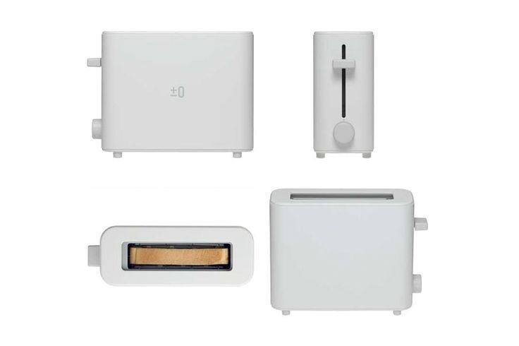 toaster designed by naoto fukasawa