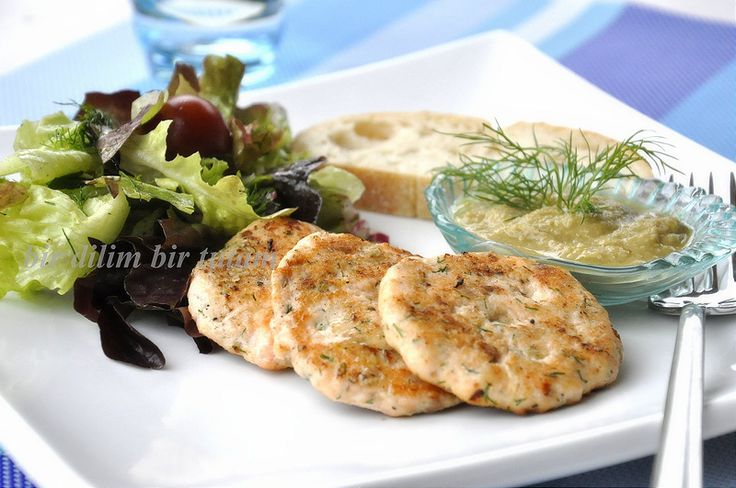 ++++++++++BIR+DILIM+BIR+TUTAM:+Somon+köfte(+Balik+burger)