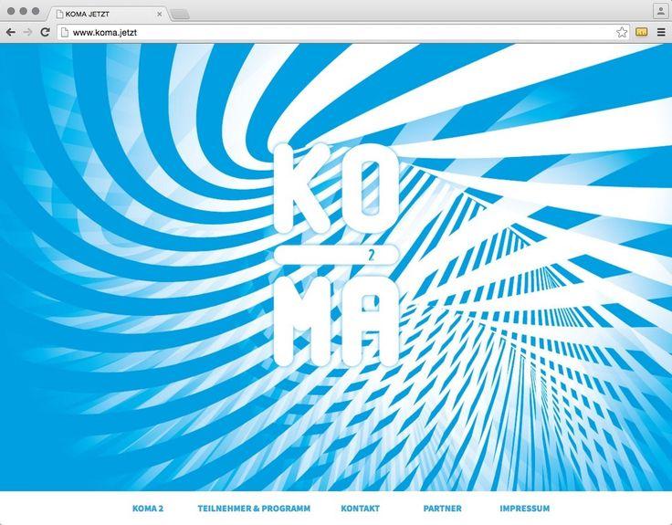 NEW WEBSITE FOR KOMA www.koma.jetzt