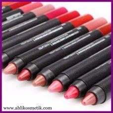 3.Kiss Proof Lipstick Produk Asli