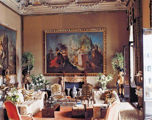David Barrett Interior Designer New York